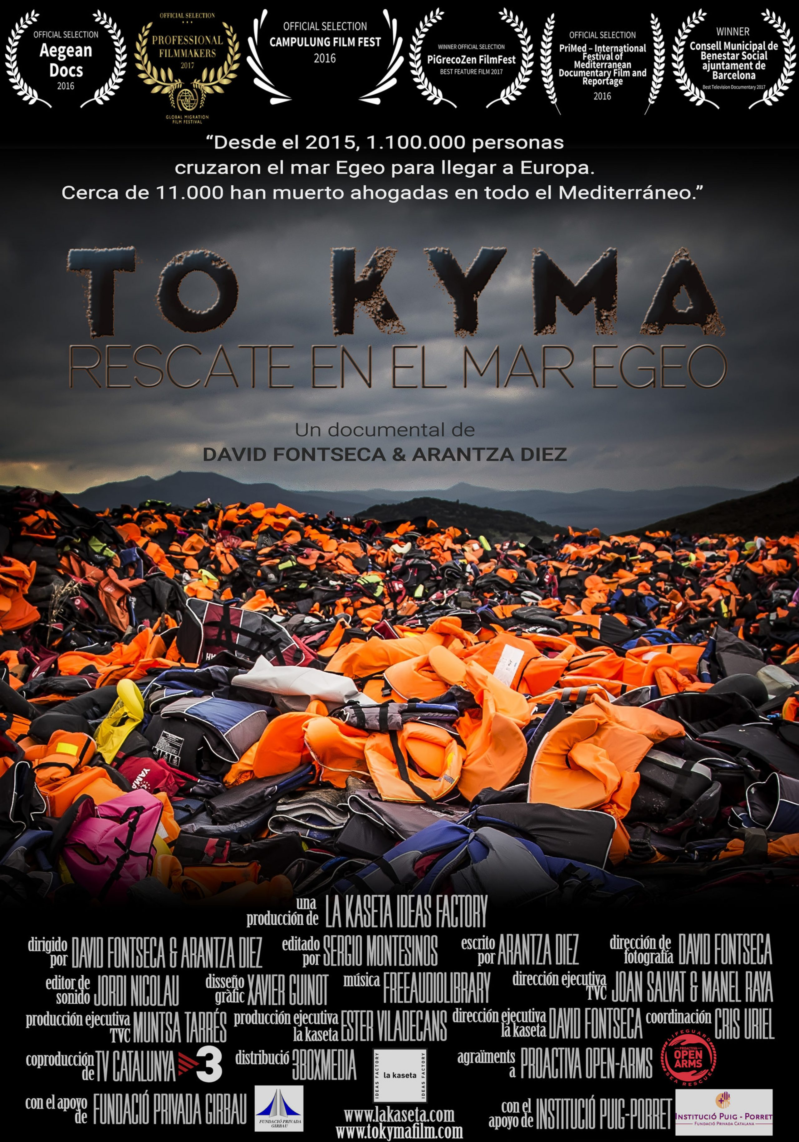 POSTER TO KYMA ESP